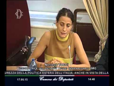 Roma - Audizioni su sicurezza in Turchia (17.06.15)
