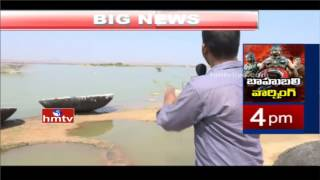Tragic Boat Accident In Yt Pond | Special Report From Spot | Anantapur