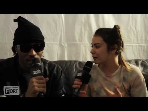 Future Interview at The FADER Fort Presented by Converse