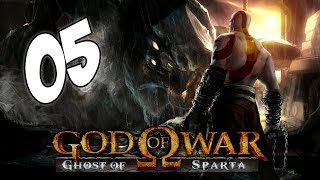 [FR] #5 Let's play God of War: Ghost of Sparta -