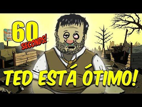 O QUE FAZER EM 60 SEGUNDOS ANTES DO APOCALYPSE? | 60 Seconds!