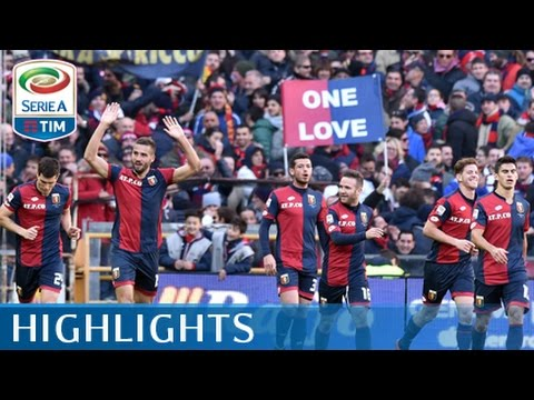 Genoa - Palermo 4-0 - Highlights - Giornata 20 - Serie A TIM 2015/16