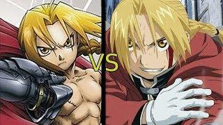 Fullmetal Alchemist VS Brotherhood - Part 1 | From Manga to Anime