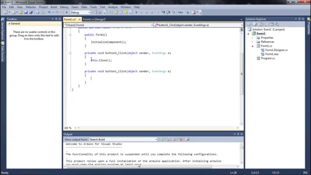 how to create setup file in visual studio 2010