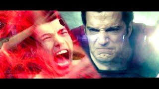 Superman vs Goku Epic Battle