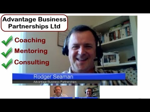 Advantage Business Partnerships - Coaching, Mentoring And Consulting In London