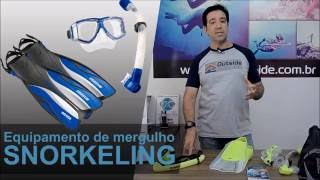 Mergulho Snorkeling Iniciantes Completo !