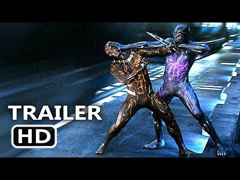 BLACK PANTHER International Trailer # 2 (2018) Superhero Marvel Movie HD
