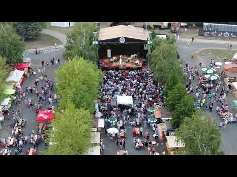 Budapest Bár koncert a 14. Büki Gyógy-Bor Napokon