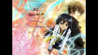 My Top 5 Comedy,Action,Romance Anime List
