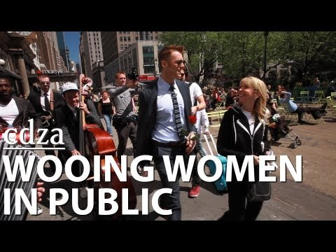 Wooing Women in Public