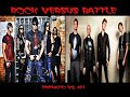 Rock Versus Battle - emphatic vs. AFI