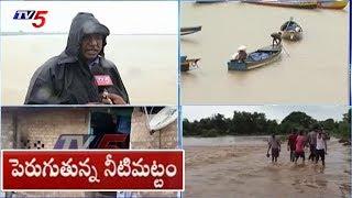 Heavy Inflow To Dowleswaram Barrage In Rajahmundry  - netivaarthalu.com