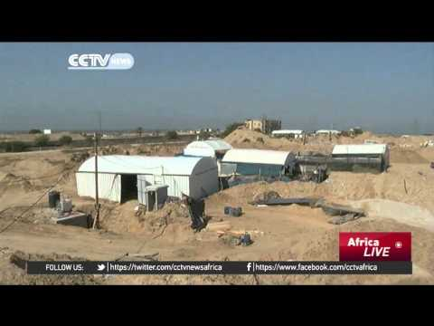 Egypt Floods Gaza Tunnels to end Smuggling