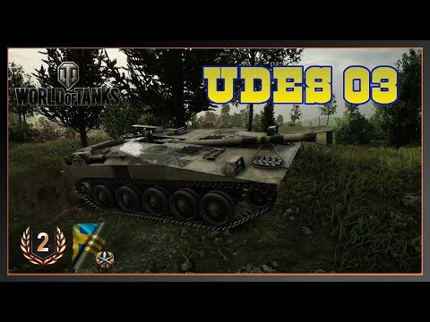 World of Tanks // UDES 03 // 2nd Class // 3 Marks of Excellence // Xbox One