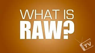WHAT IS RAW? 2 MINUTE Photography Tutorials for Beginners