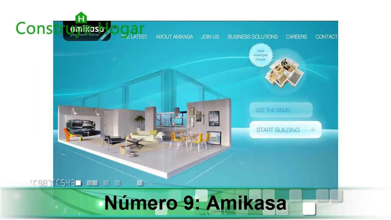 10 mejores aplicaciones para hacer planos de casas gratis - Programas para decorar casas ...