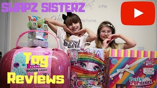 Zuru Smashers Series 3 Dino Smash Egg Toy Review & Toy Hub SpiraBots Review
