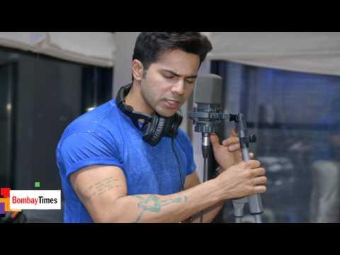 Varun Dhawan Takes Urdu