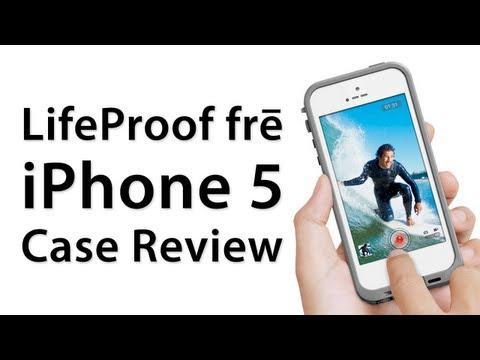 [Review] LifeProof frē iPhone 5 Case - Waterproof Demo / Unboxing