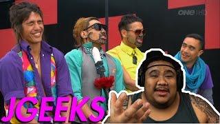 J Geeks - NZ's Got Talent [REACTION]