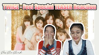 "สวยปังมาก!! TWICE ""Feel Special"" TEASER (All Member) รีแอคชั่น Reaction (Thai Ver.) 