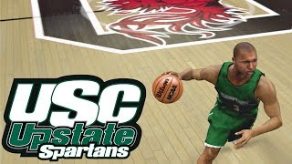 Senior PG Gets First Double-Double | College Hoops 2K8 USC Upstate Legacy Ep. 4