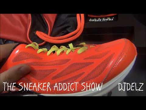 Surprise Adidas x RGIII Crazy Fast Impact Camo Unboxing With @DJDelz