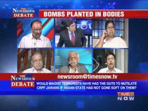 The Newshour Debate: Maoist brutality in Latehar (Full Episode)
