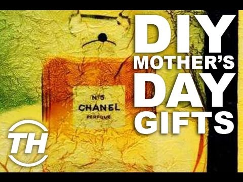 DIY Mother s Day Gifts - Armida Ascano Discusses DIY Mother s Day Gift Ideas