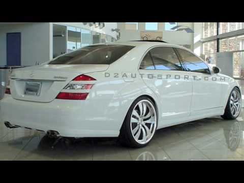 2008 Mercedes Benz S550 Youtube
