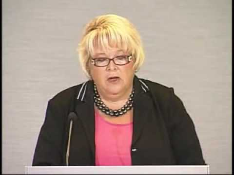 Christine Ferguson, JD, STOP Obesity Alliance Director Video
