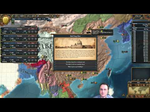 Europa Universalis IV Nations - Far East: Japan & China (Ming)