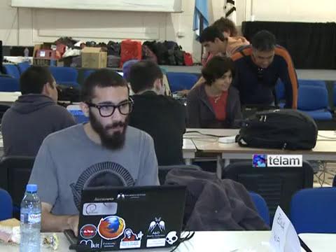 Se realizó encuentro regional de software libre
