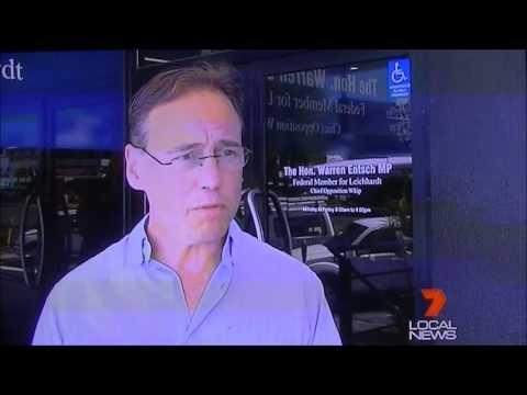 BOB IRWIN SPEAKS ON GREAT BARRIER REEF DREDGING