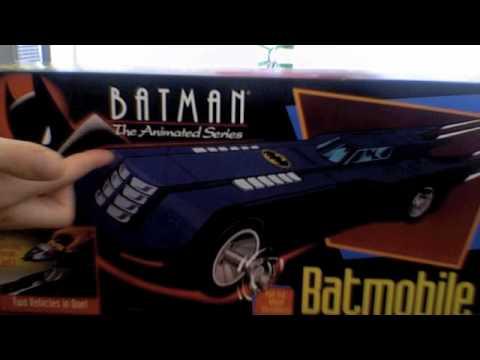 Batmobile Batman: The Animated Series Review video
