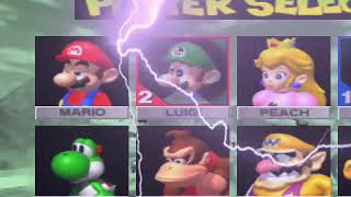 Lighting in supermario kart 64