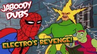 60's Spider-Man Dubs: Electro's Revenge!