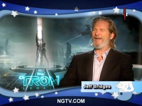 TRON: Legacy Uncensored! w/Olivia Wilde, Jeff Bridges, Michael Sheen & Carrie Keagan