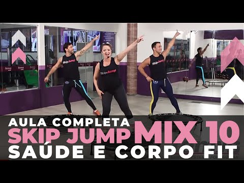 SKIP JUMP MIX 10 - by Tatiana Trévia