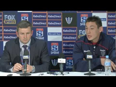 Rebels Rd. 11 post-match press conference