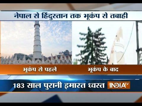India TV News: Top 20 Reporter April 25, 2015