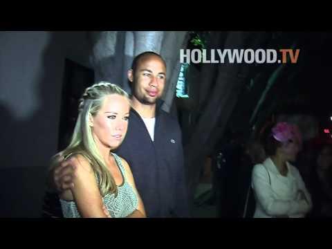 Kim Kardashian, Tom Felton, Kendra Wilkinson At Perez Hilton's Birthday Party video
