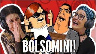 IDOSOS REAGEM A BOLSOMINI E CABO DACIOLO VS URSAL - ANDRÉ GUEDES