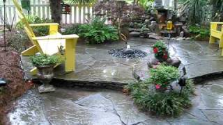 Custom Stone and Water Features by Creative Cascades