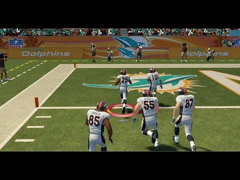 Madden 25 Top 10 Plays of the Week Episode #22 - Jamaal Charles Sends FOUR Players Skating