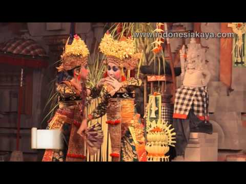 Tari Legong video