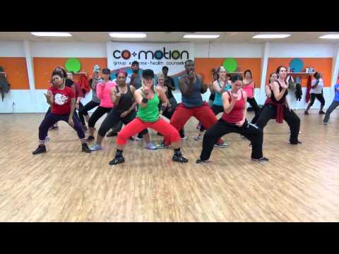 Dark Horse By Katy Perry - Choreo By Lauren Fitz For Dance Fitness video