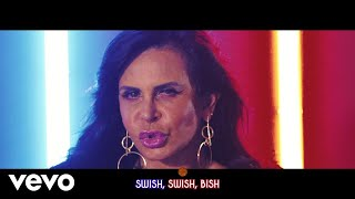 Katy Perry ft. Nicki Minaj - Swish Swish (Lyric Video Starring Gretchen)