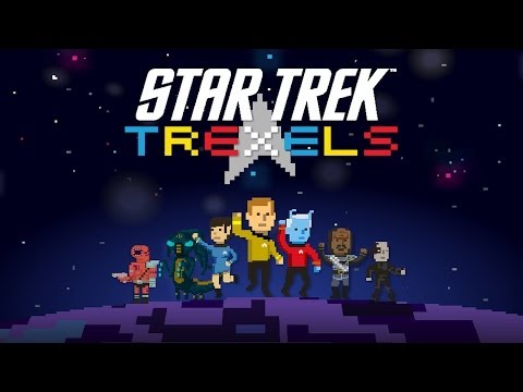 Official Star Trek™ Trexels Launch Trailer